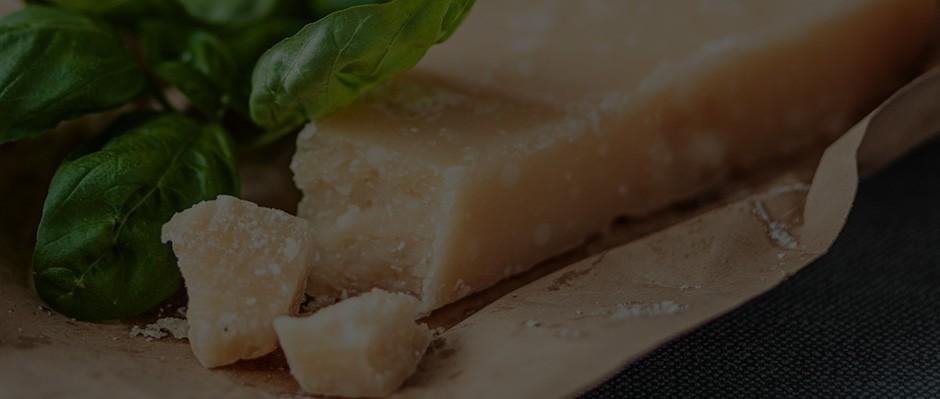 Biologischer Parmigiano Reggiano