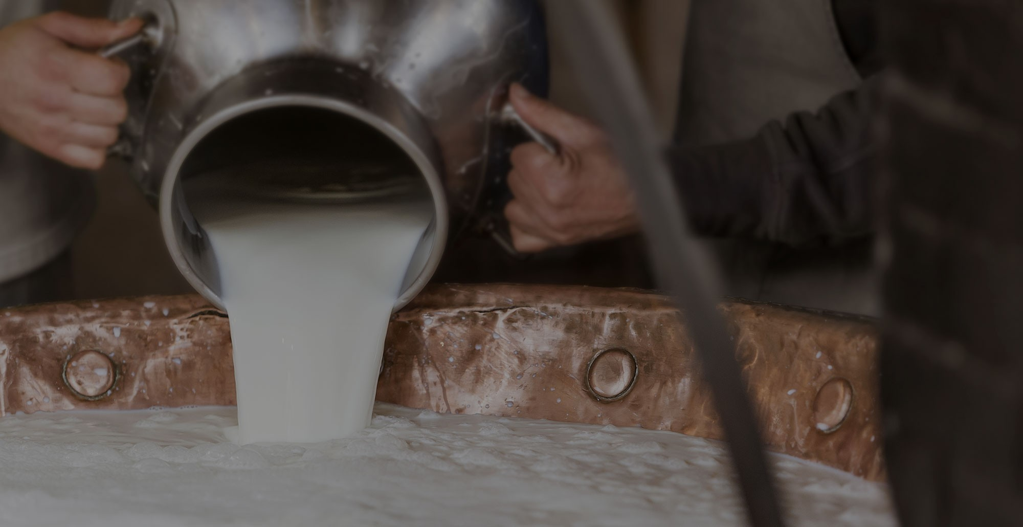 Parmigiano Reggiano D.O.P, direkte hjem til din adresse