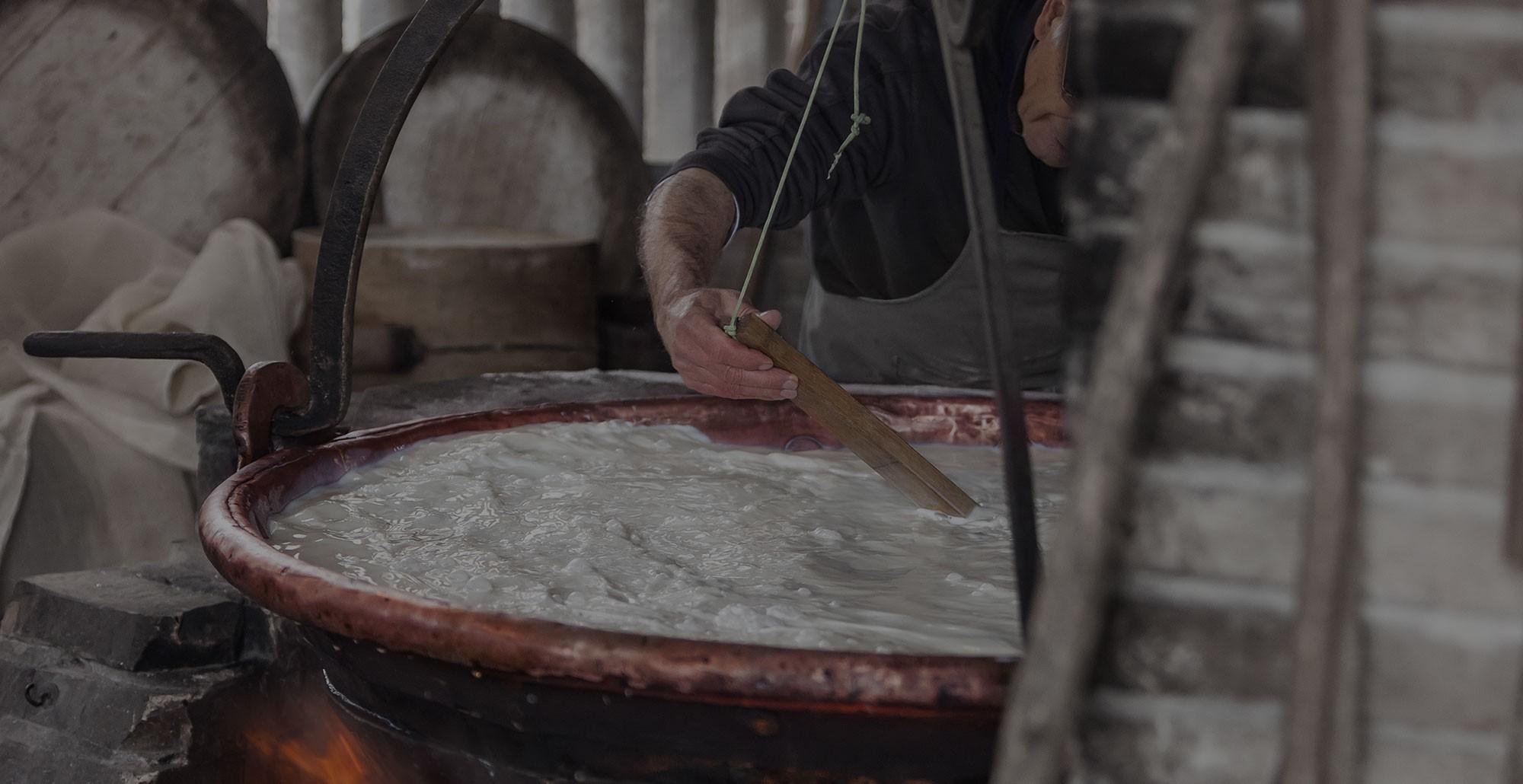 Parmigiano D.O.P, livré directement chez vous