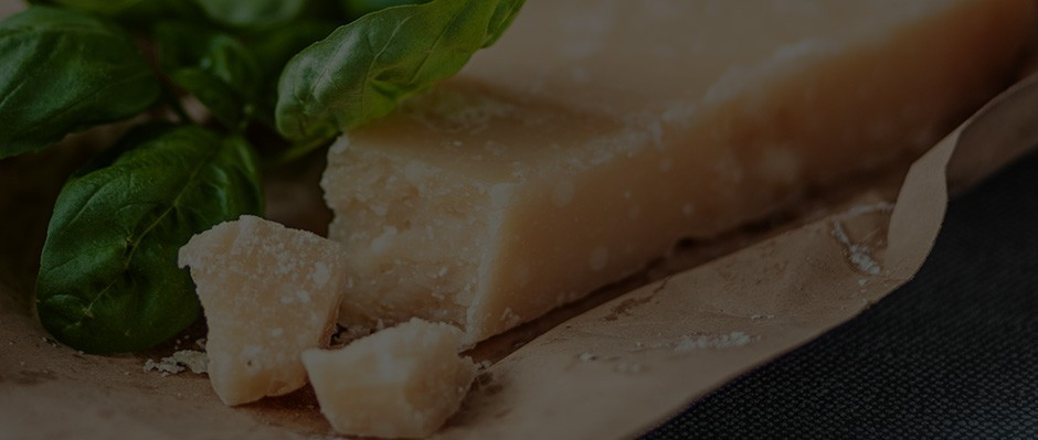 Organisk Parmigiano Reggiano